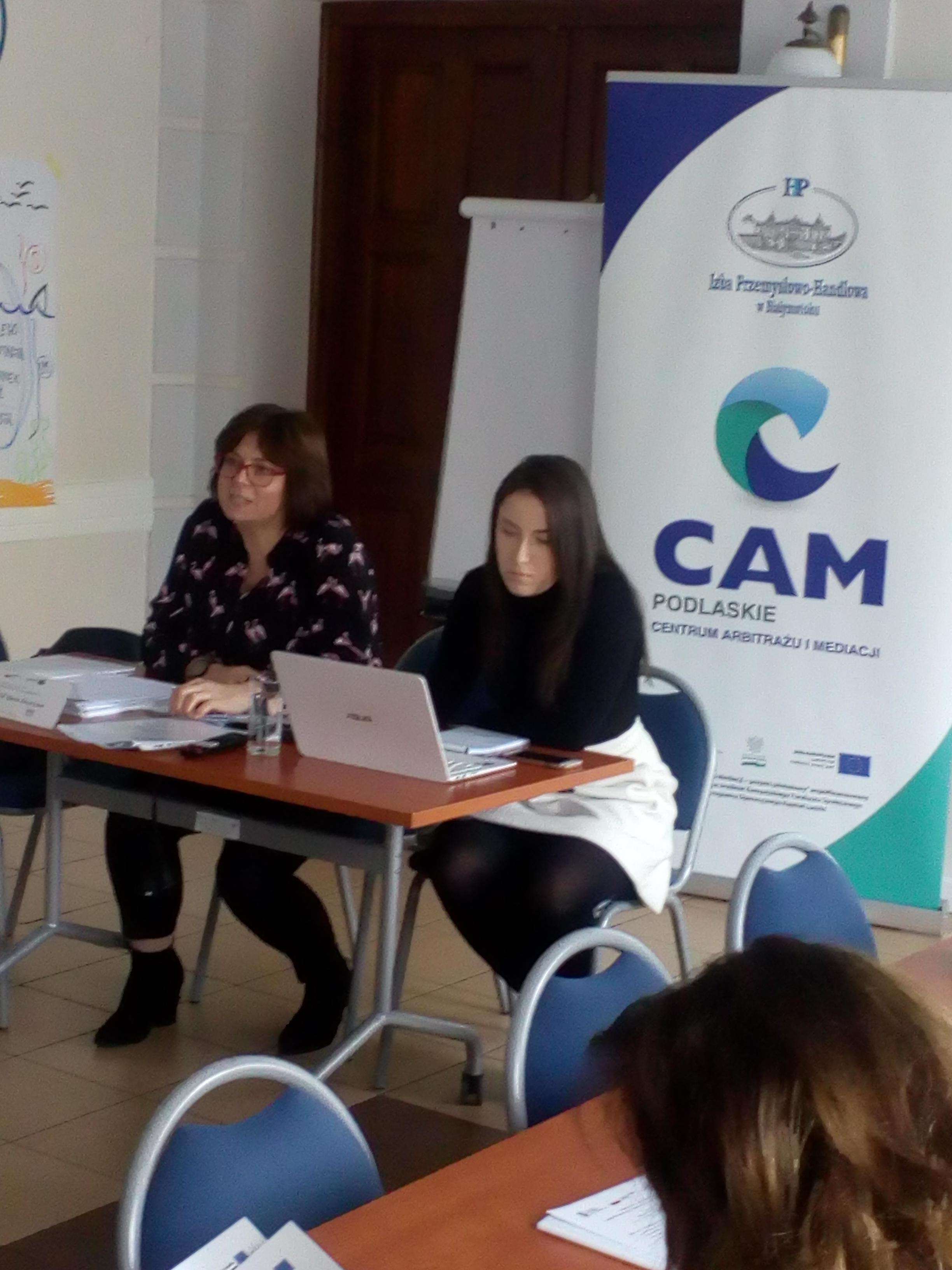 """Panel dyskusyjny na temat: """"Bariery rozwoju mediacji w sprawach gospodarczych"""""""