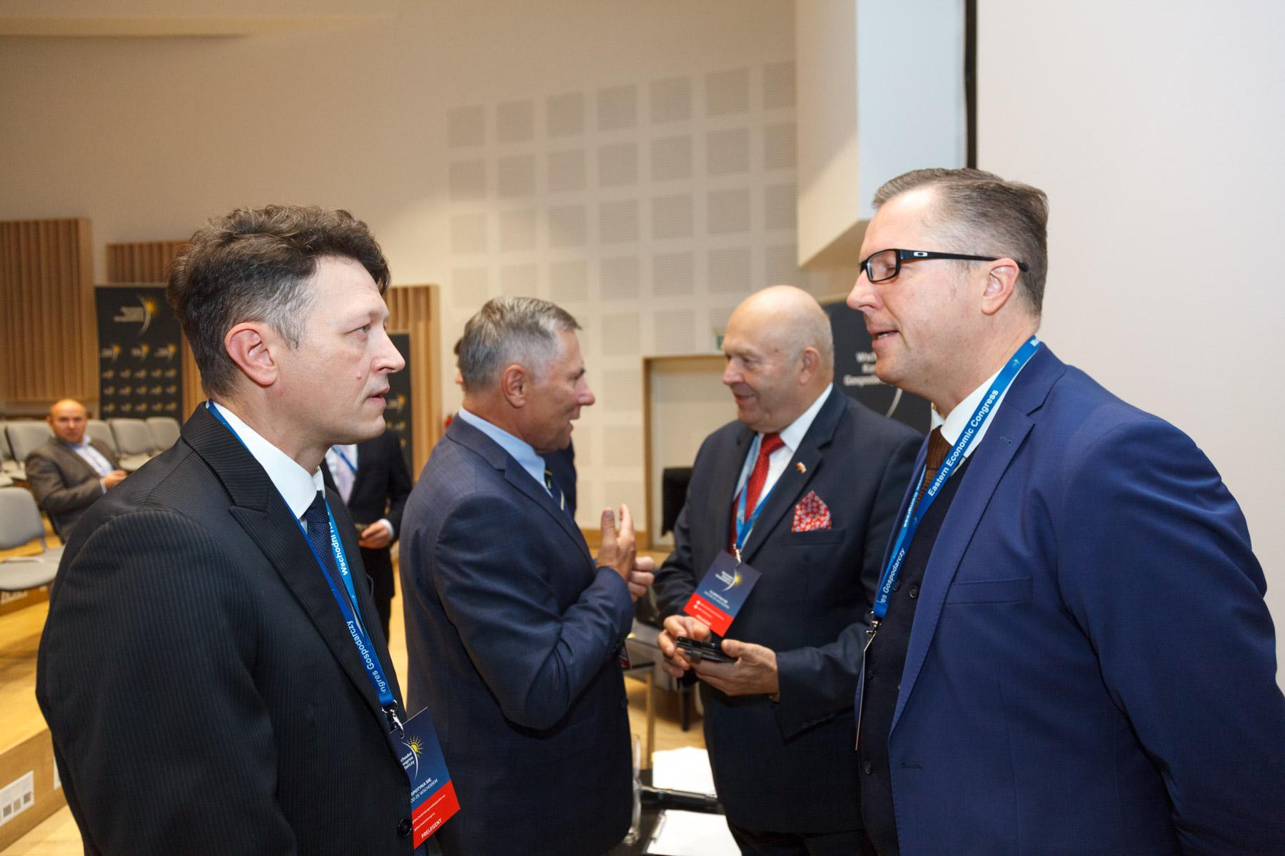 Panel na temat arbitrażu i mediacji podczas Wschodniego Kongresu Gospodarczego w Białymstoku w dn. 26.09.2019 – fotorelacja