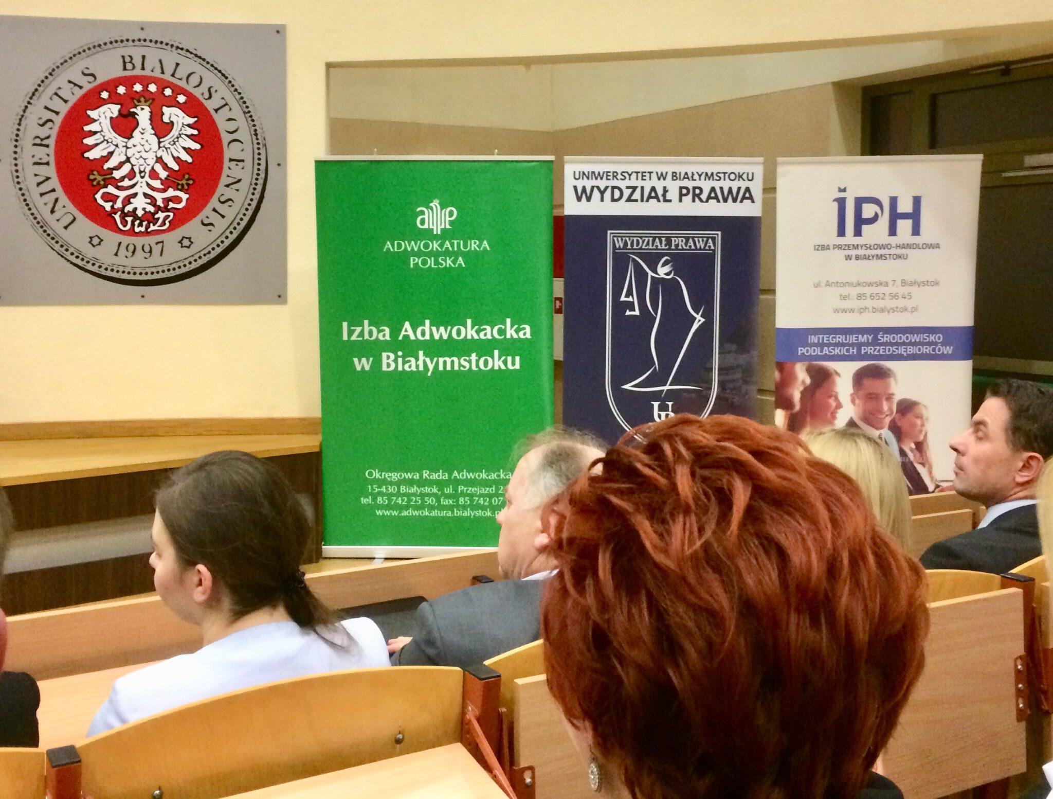 Międzynarodowa konferencja – Prawo i mediacja, 6-8.12.2019 w Białymstoku. Fotorelacja